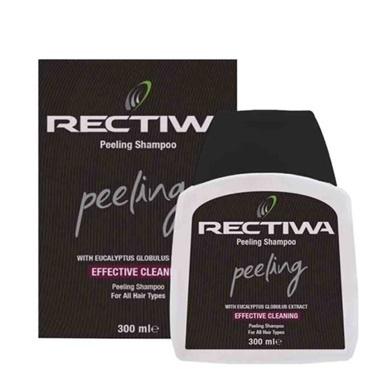 Rectiwa Peeling Shampoo 300ml Renksiz